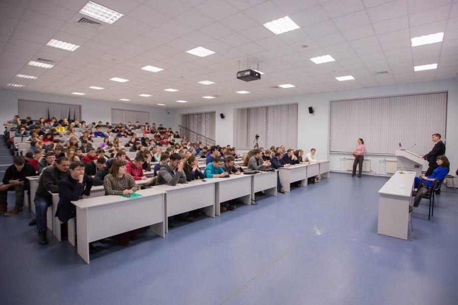 俄罗斯大学课堂||俄罗斯留学|俄罗斯大学|喀山联邦大学
