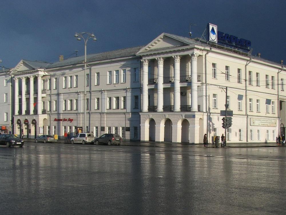 乌拉尔音乐学院主楼|俄罗斯著名音乐学院介绍|俄罗斯留学